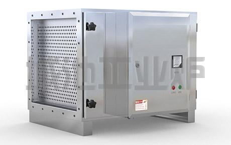 淬火油槽专用油烟静电净化器